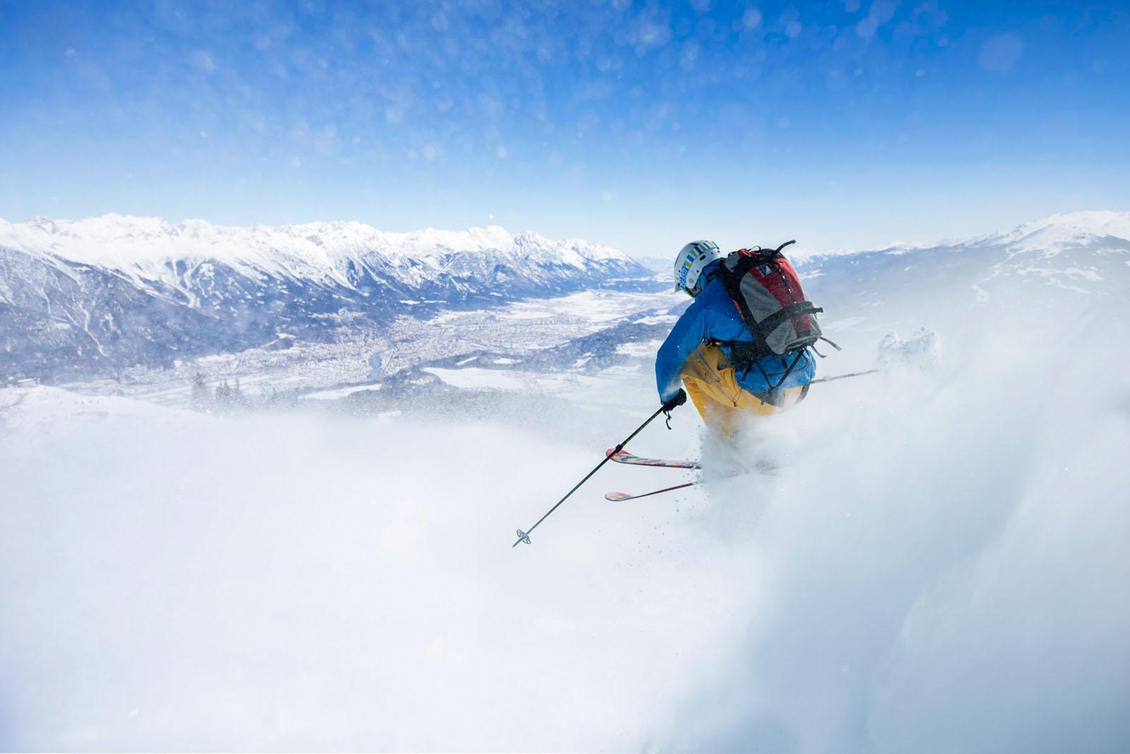 Freeride App für Skigebiete