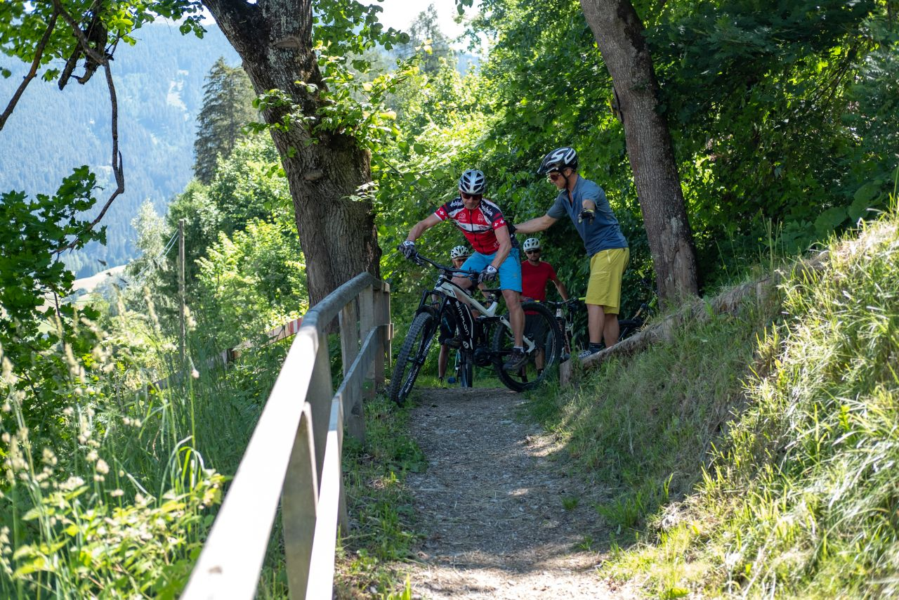 Bikeguide-Ausbildung