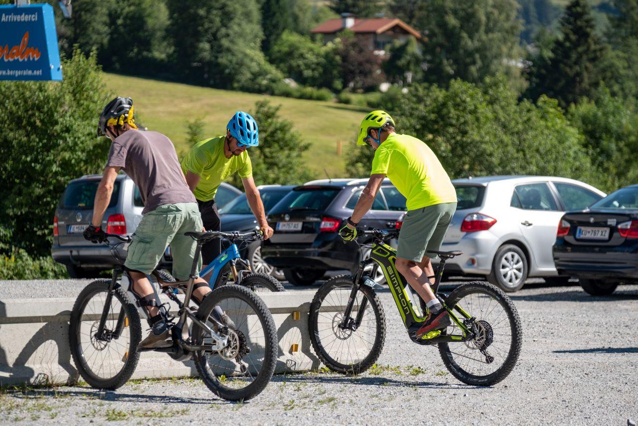 Bikeguide © Markus Emprechtinger I bikehow