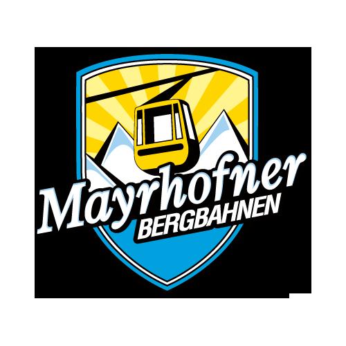 Logo Mayrhofner Bergbahnen | xhow, Innsbruck