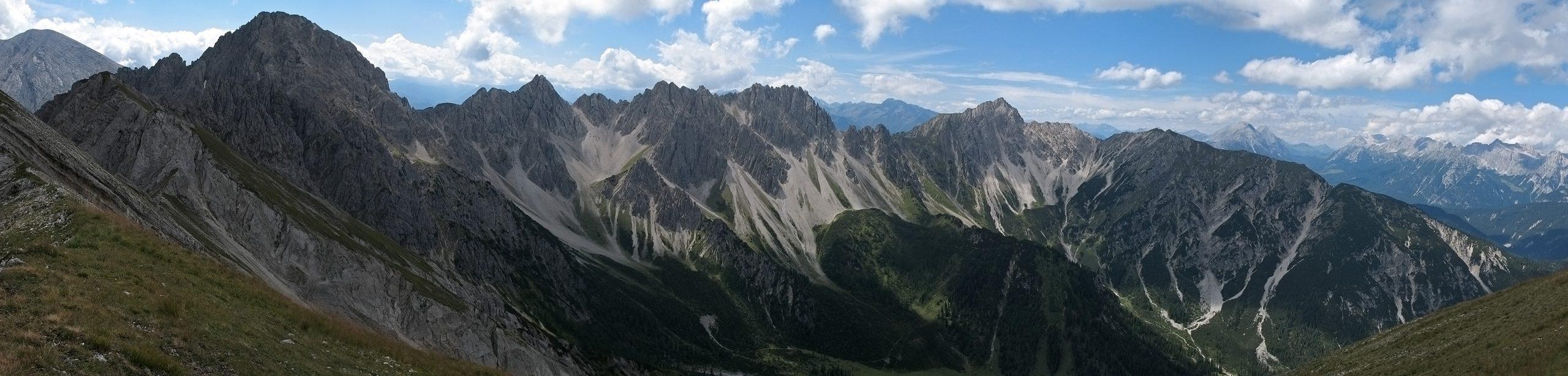 Klettersteig-Check: Der Seefelder Panorama-Klettersteig